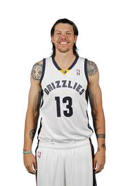 Mike Miller Position: Small forward/ Shooting guard Age: 33 Hometown: Mitchell, S.D. College: University of Florida Career highlights: Two-time NBA champion (2012-2013); NBA Sixth Man of the Year (2006); NBA Rookie of the Year (2001); NBA All-Rookie First Team (2001) Pregame ritual: 'Just try to keep it consistent' Favorite ride: Ford pickup Role with the Grizzlies this year: 'They'll ask me to do a little more than I did in Miami last year. Be aggressive with my offense and shooting.' To stay focused on the road: 'Back-to-backs are tough; don't forget which hotel room I'm in.' Lives in the offseason: Memphis