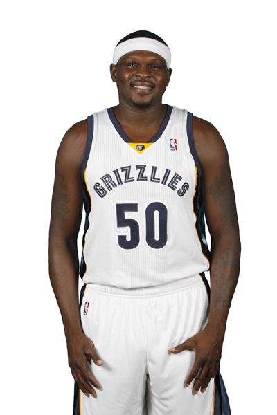 Zach Randolph Position: Forward Age: 32 Hometown: Marion, Ind. College: Michigan State University Career highlights: Two-time NBA All-Star (2010, 2013), NBA Most Improved Player 2004 Pregame ritual: 'I've been doing this so long, it just comes naturally.' Favorite ride: Rolls Royce Role with the Grizzlies this year: 'My role is to be me, and help these guys get better.' To stay focused on the road: 'I'm a vet, so I've got a little plan.' Lives in the offseason: Memphis