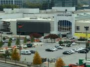 At Lenox Square, Simon has added new retailers to the mall's entrance, including Nike.