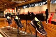 Nike opened a new $2.1 million flagship store at Buckhead's upscale mall Lenox Square.