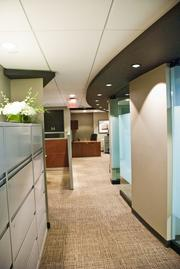 The back offices.