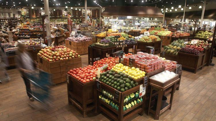 The Fresh Market is known for its organic fruits and vegetables. The company recently announced its third planned opening for Dallas-Fort Worth.