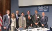 The D.C. Building Industry Association held its State of the Leasing Market panel on Oct. 17 at the National Press Club.