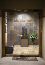 The Blackstone Media office is one centered around a healthy balance between work and play. Unique office features include a heavy supply of whiteboards, writing on windows, a popcorn machine and a pingpong room.