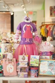 In recent years, three local children's clothing stores closed, opening up a market for Little Monsters. Click here for story.
