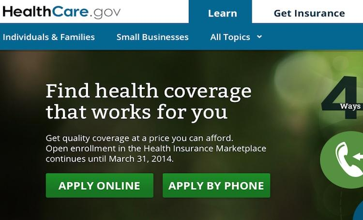 Government subsidies apply to plans purchased through the health insurance marketplace — the online avenue for people to shop for insurance coverage.