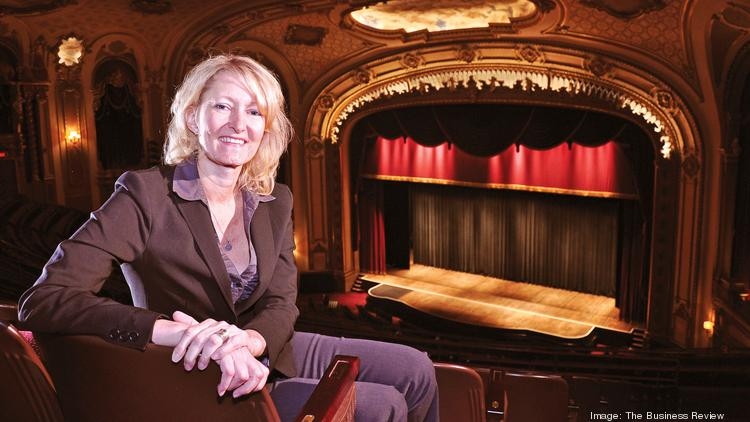 Brown is executive director of the Palace Theatre in downtown Albany, New York.