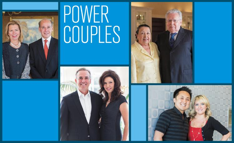 The ABJ's weekly edition peeks into the lives of a few of Austin's power couples.