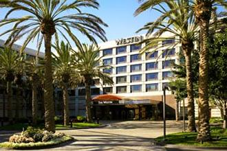 The Westin San Francisco Airport.