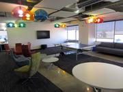 EVault's 56,000 square foot offices at 201 Third Street house 120 employees with space to grow up to 250 employees.