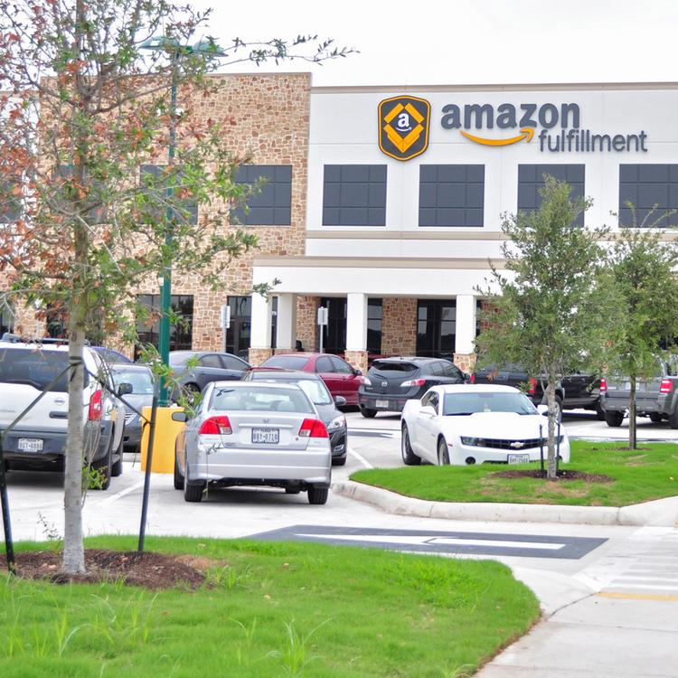The Amazon.com fulfillment center is one of several user-driven projects that debuted in the San Antonio area during the third quarter of this year.