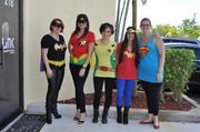 The superwomen of Link Construction Group.