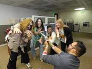 Zombies attack at our sister publication, the Orlando Business Journal.