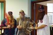 Duck Dynasty makes an appearance at Eisinger Brown Lewis Frankel & Chaiet