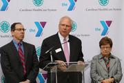 The YMCA of Greater Charlotte has been working with Carolinas HealthCare System for 20 years on a number of health initiatives. Andy Calhoun, president of the YMCA  of Greater Charlotte, says the diabetes partnership will help those in the community understand their risk of developing the disease.