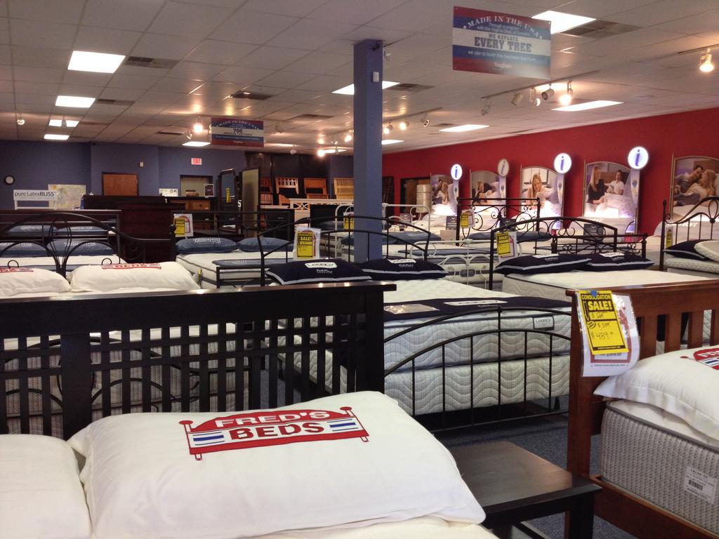 Fred S Beds Closing Two Stores In Raleigh Wake Forest Triangle