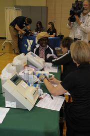 Carolinas HealthCare System and the YMCA of Greater Charlotte began screening patients for prediabetes and type 2 diabetes on Thursday. The organizations have launched a campaign called the Pre-D Challenge: Reverse the Risk.