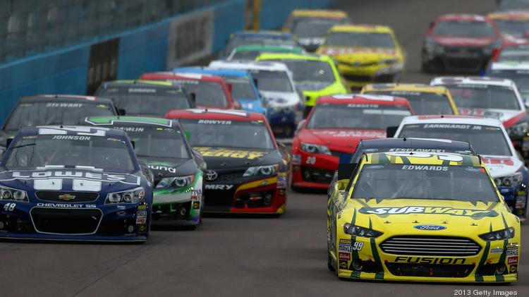 International Speedway Corp. saw an increase in net income and in revenue for its first-quarter 2014, ending Feb. 28.