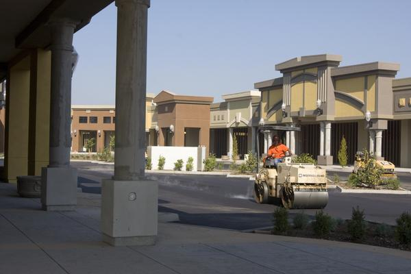 Vietnam Town off Story Road in San Jose is shown in this 2010 file photo. The project's developer, TWN Investments, sought Chapter 11 bankruptcy protection.