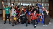 Ascendo Resources gets together for some Halloween fun