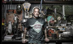 Jesse James — the reality television star and bad boy entrepreneur — has created Jesse James Firearms Unlimited in his shop near Dripping Springs.