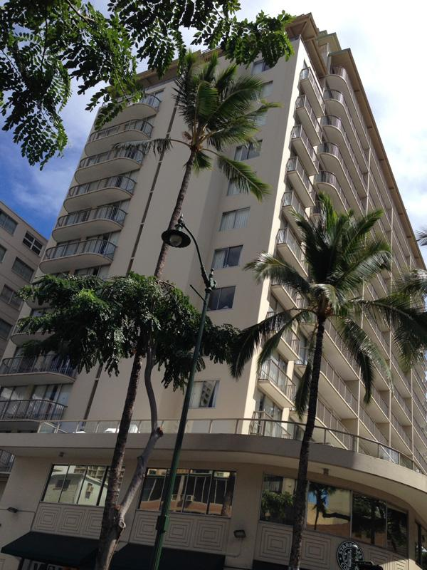 A partnership including Honolulu-based BlackSand Capital has acquired the leasehold interest in the Ohana Waikiki West hotel for an undisclosed price.