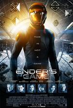 Ender's Game, movie based on <strong>Orson</strong> <strong>Scott</strong> <strong>Card</strong> book, opens at No. 1