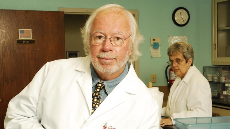 American Bio Medica Corp. founder and CEO Stan Cipkowski, pictured here, died in October 2013. The company, which manufactures drug-test kits in Kinderhook, New York, has named a new CEO.