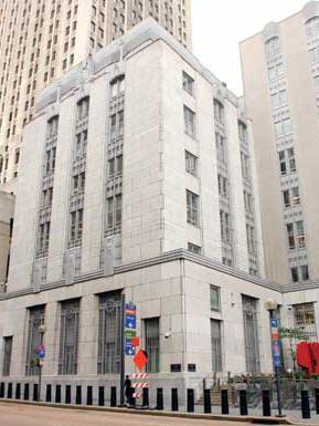The Former Federal Reserve Bank Office In Pittsburgh