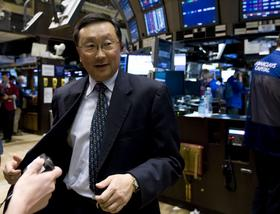 John Chen, the new CEO of Blackberry has a reputation for turning around companies, but the first quarter of his tenure looks to be just more of the same for the struggling Canadian company.