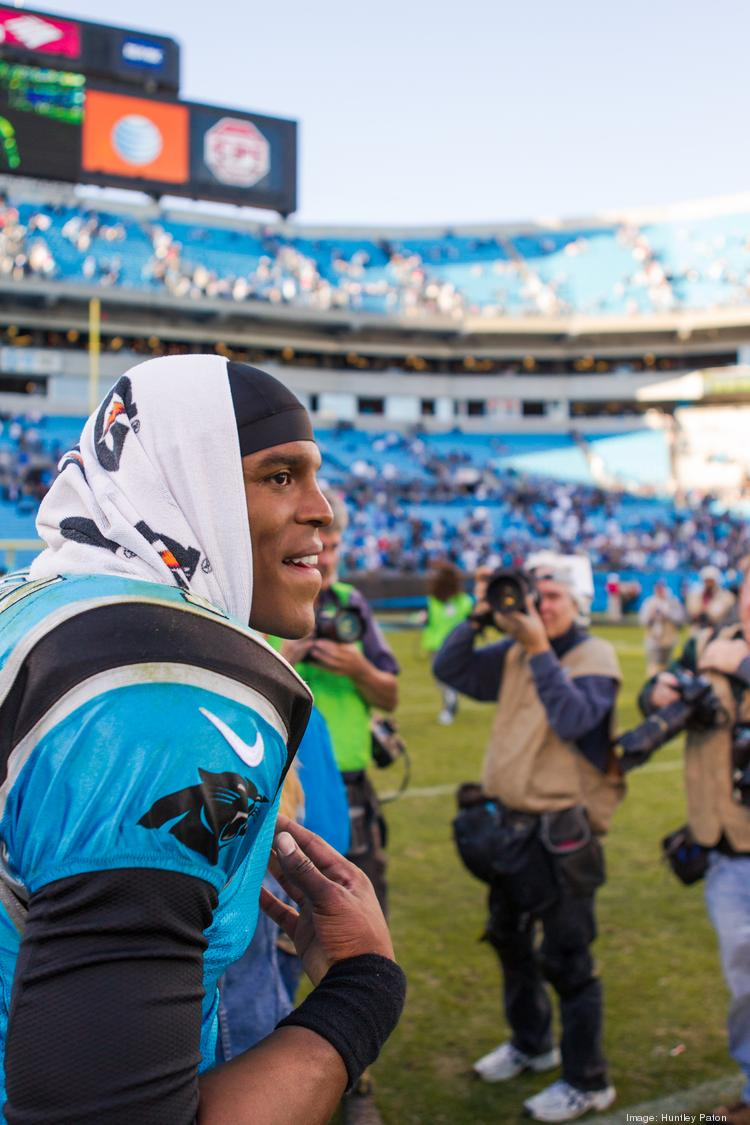 The Carolina Panthers have been on a winning streak in recent weeks -- and renewed fan interest coupled with a Monday Night Football matchup against the New England Patriots next week has prices on the secondary ticket market soaring.