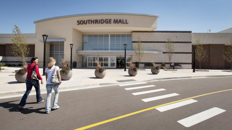 to stores  Two coming - new Milwaukee Mall Southridge