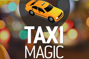 Taxi Magic Website: https://taximagic.com/ Taxi Magic allows users to book a cab, track the taxi on its way to the pickup location and process the fare payment at the end through its app. Taxi Magic was co-founded by Sanders Partee, Keith Forsythe and Tom DePasquale.   Taxi Magic is available on Apple's app store and Google Play.