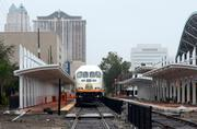SunRail will be a significant time saver for commuters with a travel time of less than 30 minutes from downtown Orlando to Lake Mary.