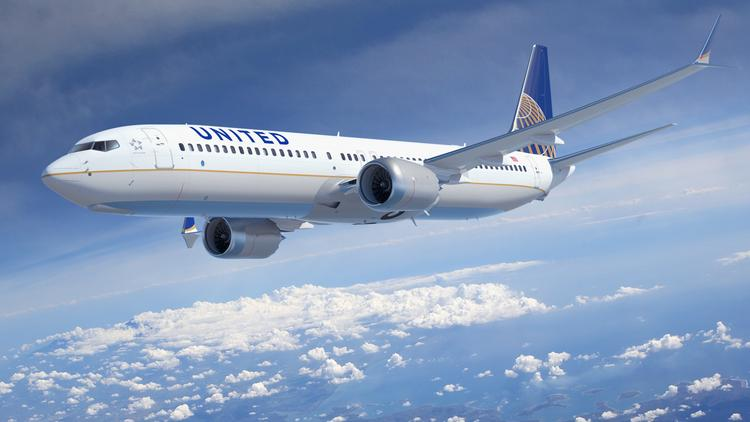 United Airlines' operations results for April show the Pacific region is still a problem for the carrier.