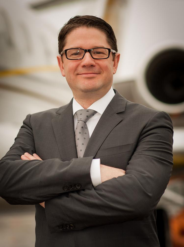 As Bombardier reorganizes, Eric Martel will remain the lead of Bombardier's business aircraft segment, which includes the Learjet operations based in Wichita. It's not yet clear how companywide job cuts will affect Wichita.