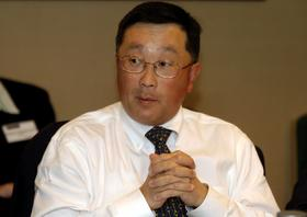 John Chen is taking over the reins at Blackberry. Can he rescue the troubled mobile phone maker?