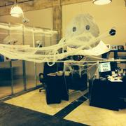 IntegratePR had its Second Annual Desk-Decorating Contest, and Jenny Selber and Mary Paolantonio won. The competition this year was fierce, and the office had a blast participating and getting into the Halloween spirit.