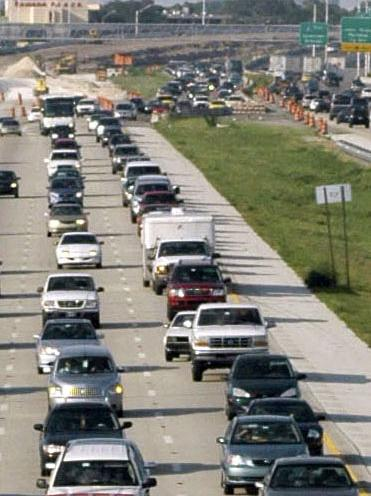 The 2014 In the Driver's Seat Road Rage Survey identified Orlando as having the eighth least-courteous drivers among America's largest cities.