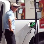 U.S. gas prices above $2 for first time in three months, but not in Nashville