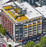 Belltown apartment building sells as tech fuels Seattle-area market