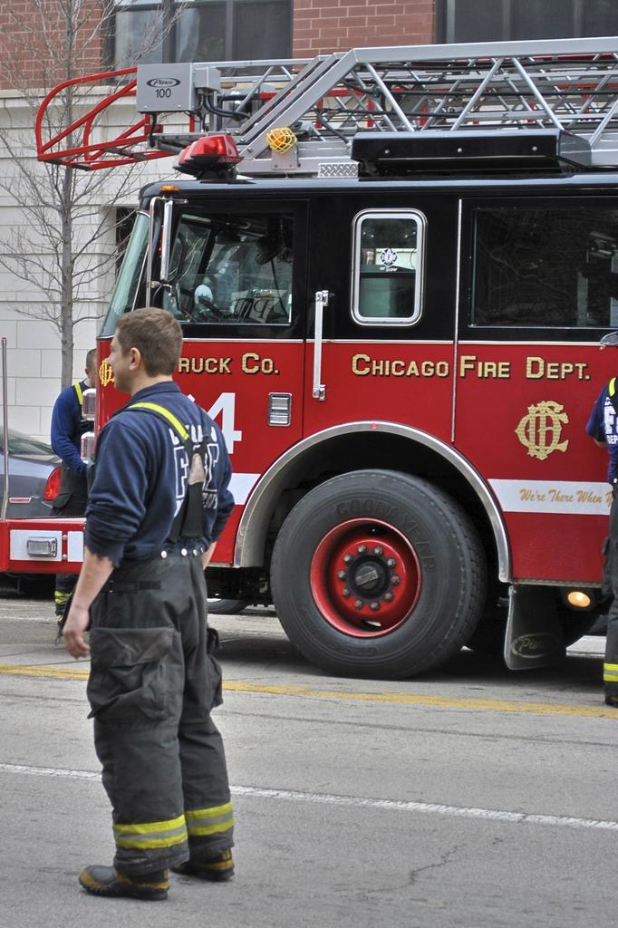The Chicago Fire Department is expected to pay out more than double its budgeted amount for overtime this year.