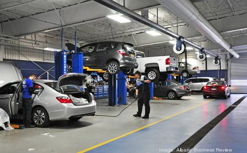 Upstate Auto Sales >> Revenue at Mohawk Honda in Glenville, NY triples since 2010 - Albany Business Review