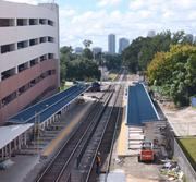 SunRail's capital cost is $615 million, or $10 million per mile, making it one of the country's least expensive projects on a per-mile basis.