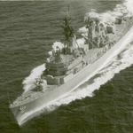 USS Adams could float into town as early as next spring