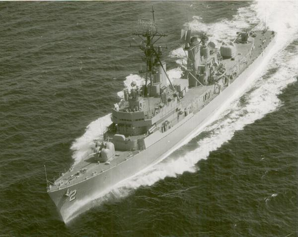 Efforts to bring the USS Charles F. Adams to Downtown as a tourist attraction were one of the ideas championed at a meeting earlier this month.
