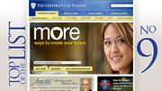 University of Toledo Rank: 485 Cost of a degree:  $98,990 30-year return on investment: $578,300