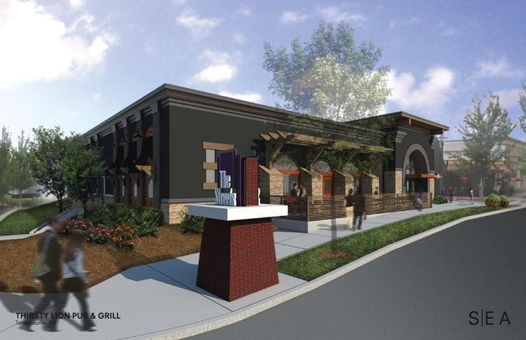 Concept! Entertainment opens its fourth Thirsty Lion Pub & Grill this month, at the Streets of Tanasbourne.