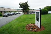 The Christa McAuliffe Charter School is planning to make this three-building facility in Framingham its new campus.