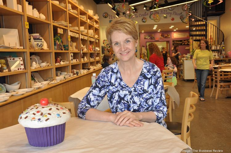 Amy Mazzotta opened The Pottery Place in Stuyvesant Plaza in Albany, NY, 16 years ago. She has sold the business.